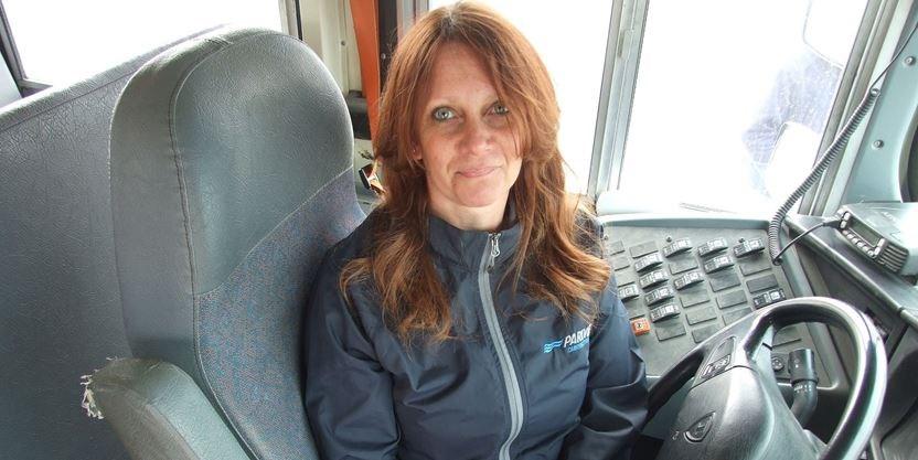 Orillia Area School Bus Drivers Protest Wages Simcoe Com