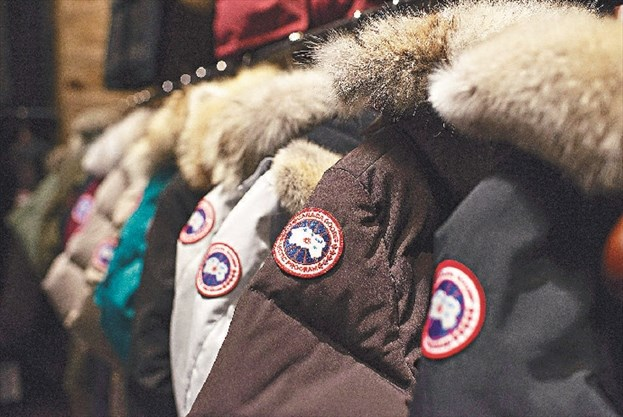 canada goose fake or not