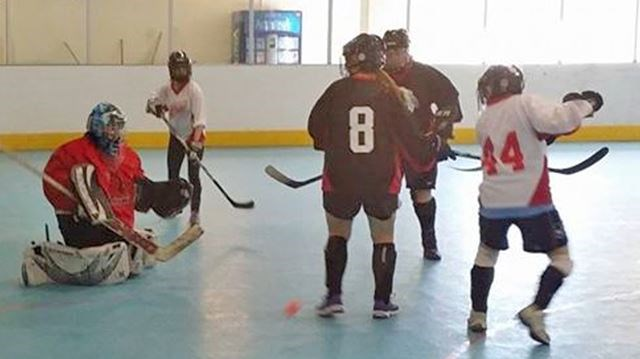 Jenna Pletzer Goalie Will Be Traveling To Pittsburgh At The End Of May Compete In Ball Hockey World Championship As A Member Team Canada