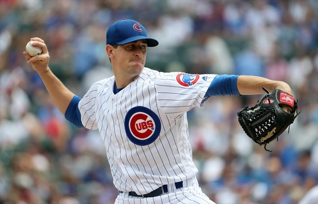 Hendricks, Cubs add $55 5 million to deal, avoiding