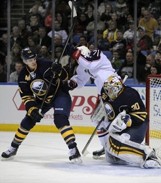 Nhl Sabres Promote Varone From Ahl Rochester Demote Mcnabb And