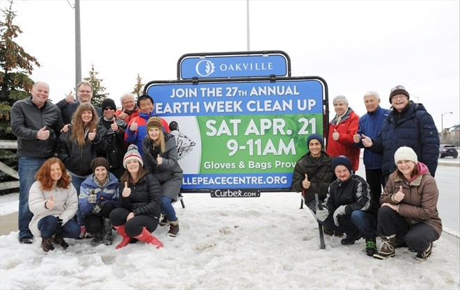 Residents invited to participate in Oakville Clean Sweep Day