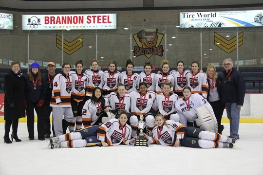 Bulldogs Win Second Straight Hockey Title Mississauga Com