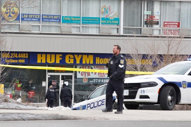 Victim of fatal shooting in mississauga plaza a member of hells
