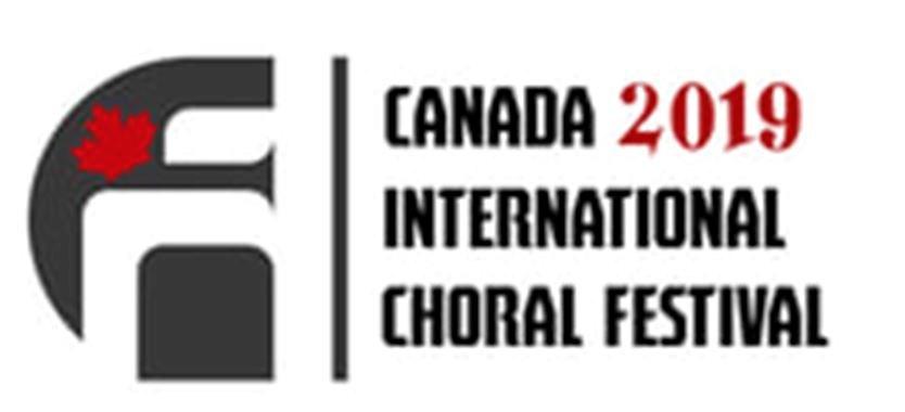 Canada International Choral Festival on July 28,2019