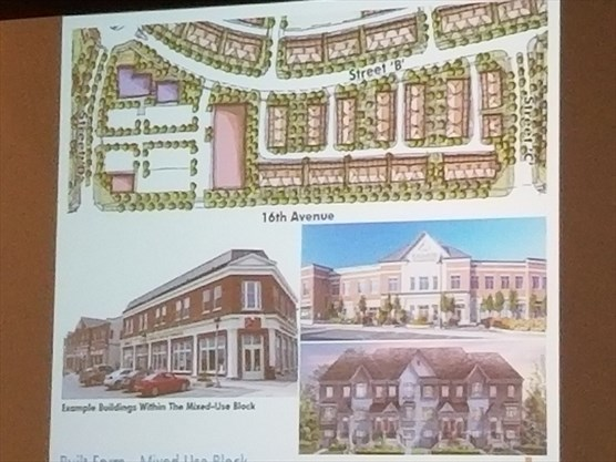 Residents Near Markham York Downs Proposal Want Townhouses Moved Off