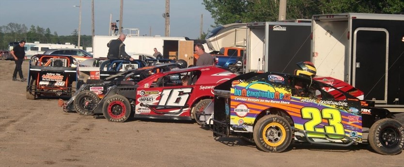 Thorold racer finishes in the money in two divisions