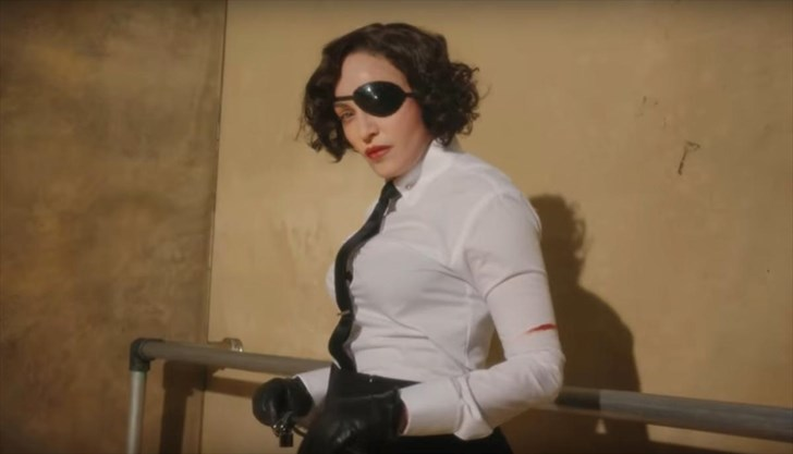 Opinion | Why Madonna's new alter ego, Madame X, seems