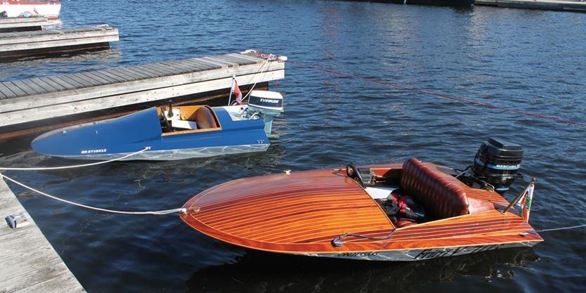 Muskoka summer fun tearing around in tiny seafleas | MuskokaRegion.com