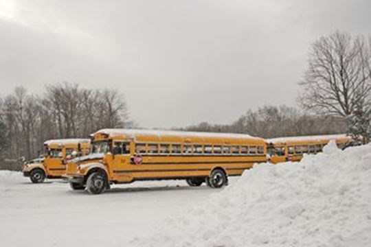 Bus Cancellations: School Bus Cancellations And Delays In Parry Sound
