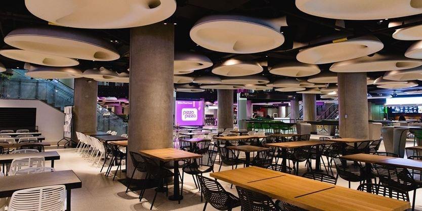 Food Court Now Open At Toronto S Union Station Toronto Com