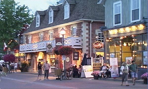 Downtown Markham Restaurant