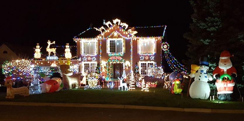 orangevilles clark griswold - Clark Griswold Christmas Decorations