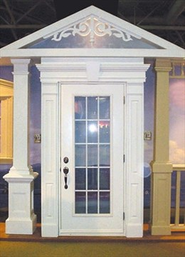 Polyurethane millwork adds style to your home exterior | YorkRegion com