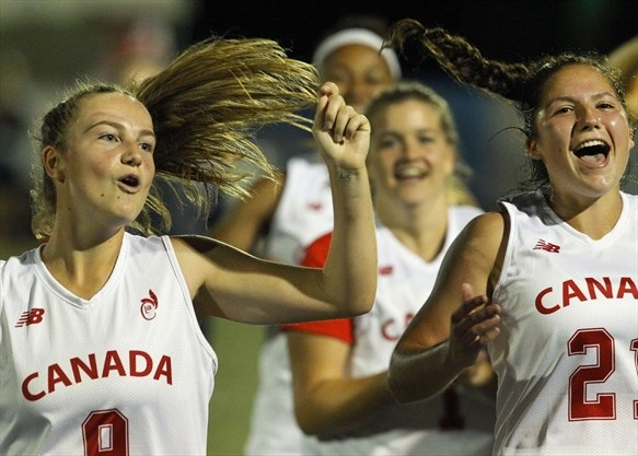 Canada Mounts Late Comeback To Advance To Gold Medal Game