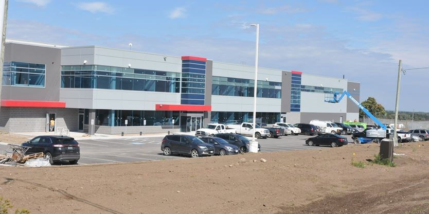 Tire Discounters Near Me >> What S Going On Here Ontario Tire Wholesaler Moves Into New
