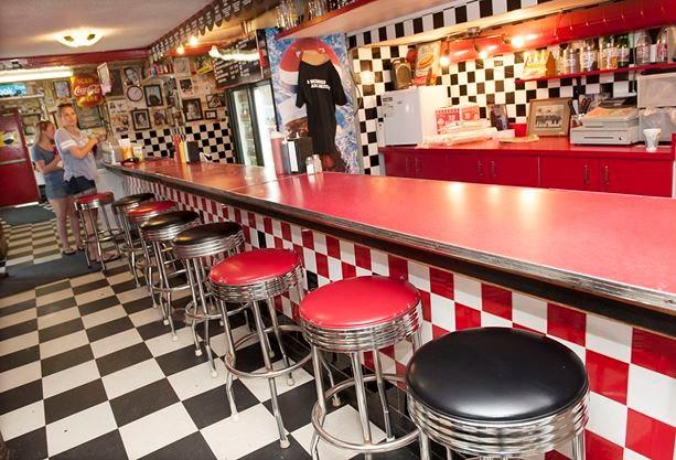 Hotdogs, ice cream and milkshakes: here's the scoop on one