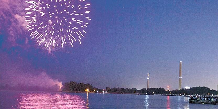 Celebrate Canada Day 2018 With 33 Firework Displays Across The Gta