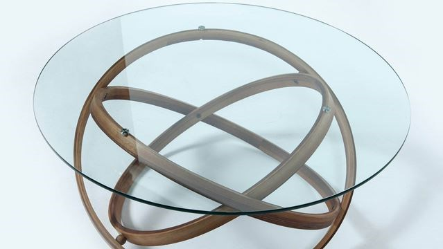 Coffee Table Makes A Big Bang