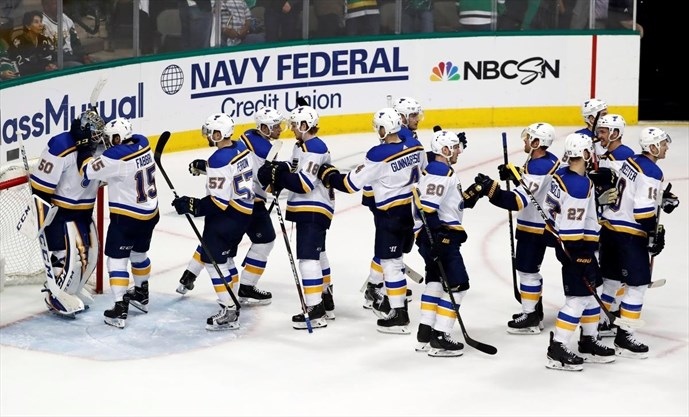 St Louis Wins Game 3 To Take The Series Lead Over Dallas Thespec Com