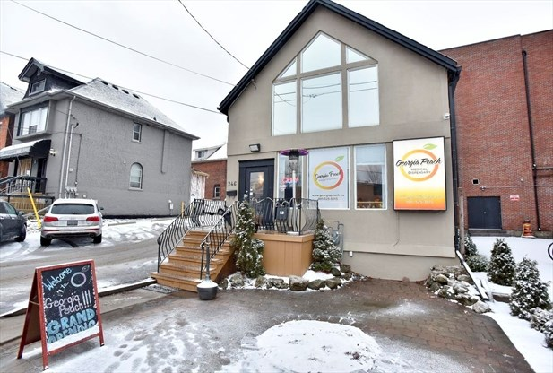 Why did a raided Hamilton dispensary reopen the next day? | TheSpec com