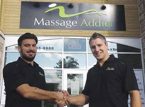 Massage addict toronto
