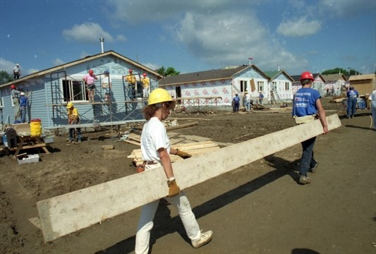 Habitat For Humanity Marks 25 Years Building Homes In Region