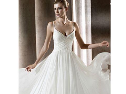 Pronovias wedding gowns at Promises & Lace | Toronto.com