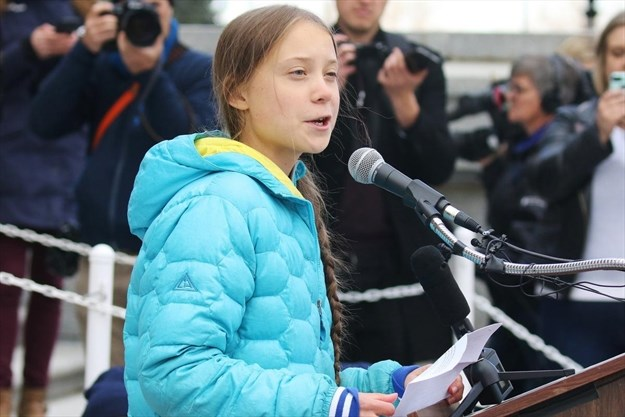 Opinion | Greta Thunberg's entirely justified guilt trip is hitting home