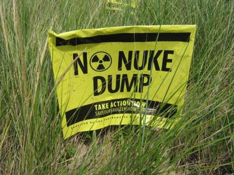 Closed door nuclear meetings broke the law in Bruce County