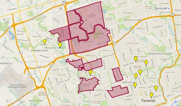 Spanish in Toronto: 10 neighbourhoods where you're likely to