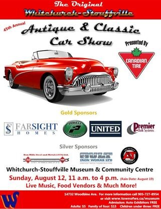 Th Annual Antique And Classic Car Show On August - Antique car show