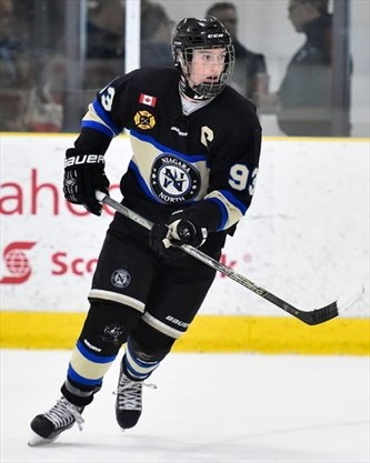 Holmes boosts OHl draft ranking | NiagaraFallsReview ca