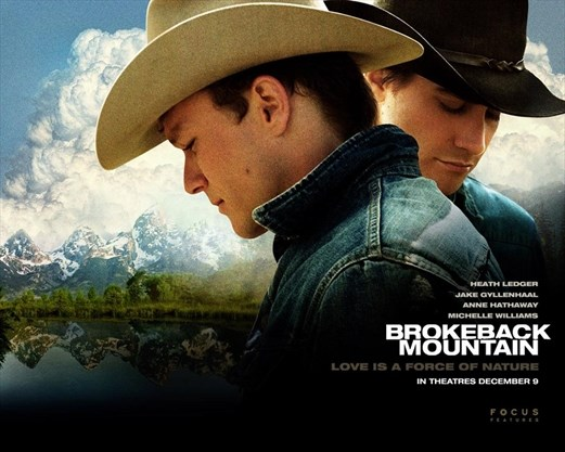 Brokeback mountain gay methodolgy