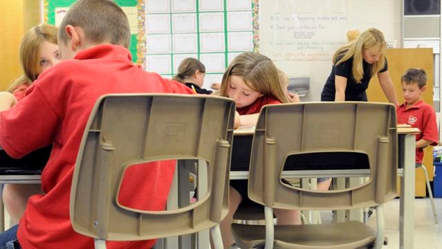durham public  catholic school students near par with provincial average