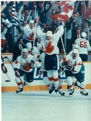 new concept df894 bdbb6 Gretzky coming to Hamilton to celebrate '87 Canada Cup ...