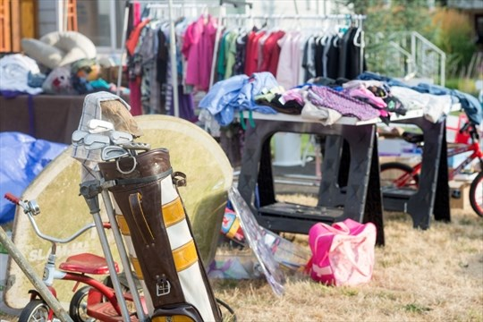 Plan carefully for a successful garage sale thespec