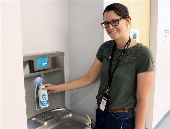 Opinion | Greenup: Fill up with cold, clean and free water