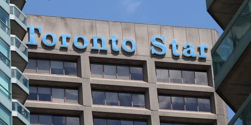 NordStar takes possession of Toronto Star publisher