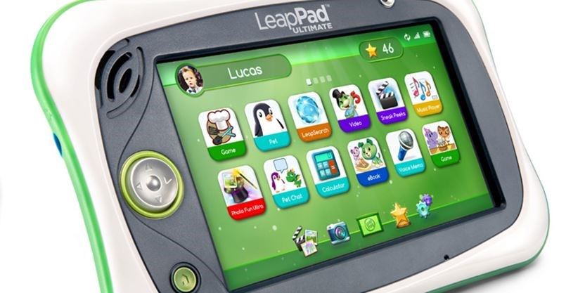 Winner announced in LeapFrog Epic Academy Edition Tablet
