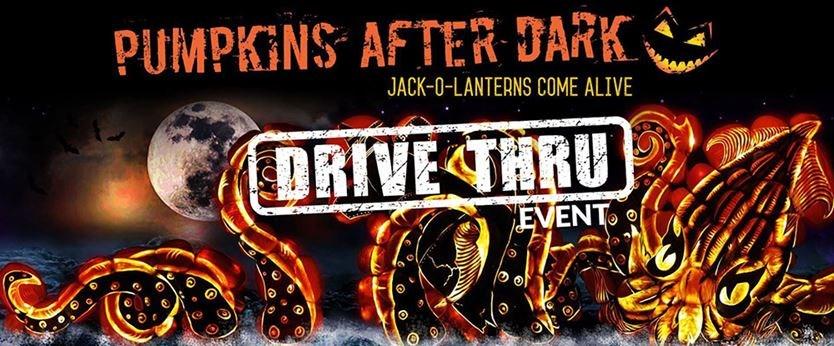 Pumpkins After Dark Drive-Thru event