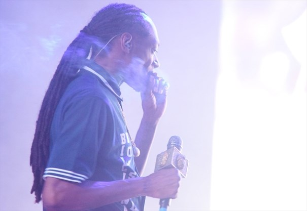 Snoop Dogg ends Smiths Falls Shindig off on a high note