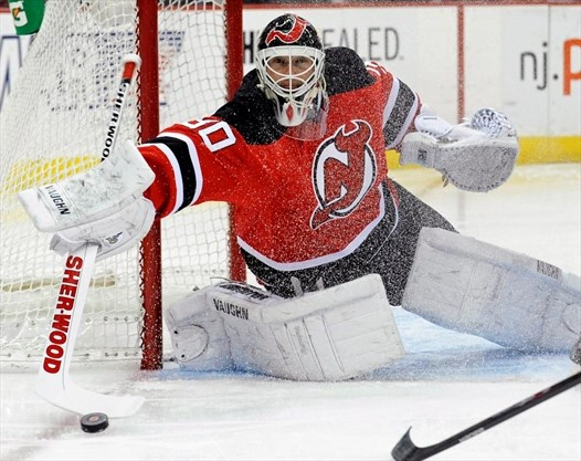 Martin Brodeur Always A Devil Takes A New Role With The Team