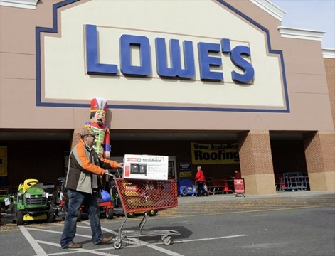 Lowe's gets 13 Target Canada stores, Milton distribution centre for