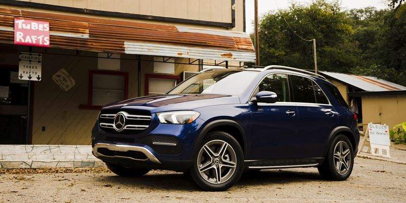 First Drive 2020 Mercedes Benz Gle Thespec Com
