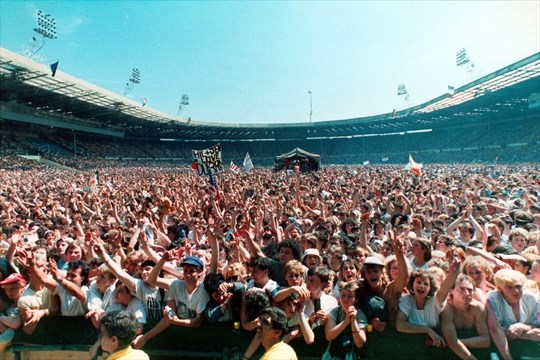 The rise of stadium rock | The...