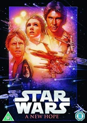 Movies in the Park - Star Wars IV: A New Hope (PG) on August 15,2019