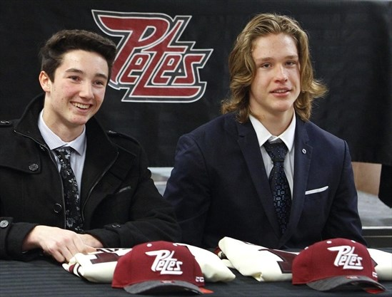 602156844eb Peterborough Petes draft picks J.R. Avon