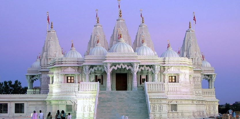 Ontario Architects Honour Baps Hindu Mandir At Queen S Park