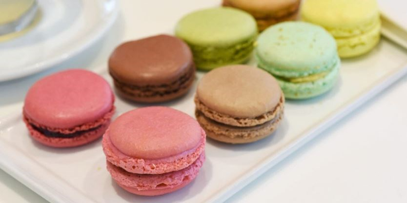 France's Ladurée, local Nadège go head-to-head in macaron